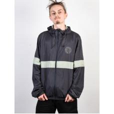 Rip Curl SUNDAY black jarní bunda pánská - XL