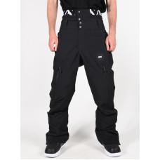 Picture Object 20/15 black pánské kalhoty na snb - XXL