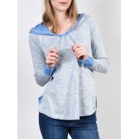 Roxy BOOMERANG BLA0 dámské tričko s dlouhým rukávem - L