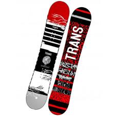 Trans Premium Wide wingroc RED snowboard - 157M