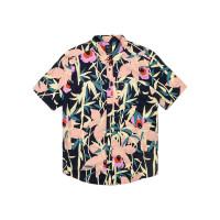 RVCA TANGIER PAISLEY MULTI pánská košile krátký rukáv - M