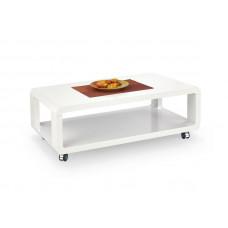 Konferenční stolek Futura bílý - HALMAR