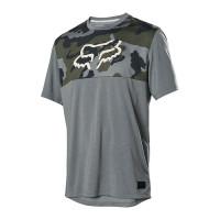 Fox Ranger Dr Jersey GREEN CAMO triko na kolo - XL