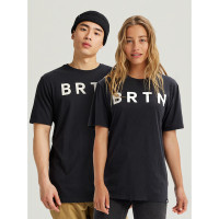 Burton BRTN TRUE BLACK pánské tričko s krátkým rukávem - XXL