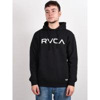 RVCA BIG RVCA black pánská mikina - XL