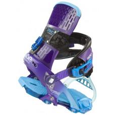 Ride OPTIMO 8492 PURPLE FADE pánské vázání na snowboard - 7-9