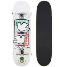 Skateboard ALMOST Double Doves Skateistan Yt 7.875