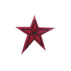 Oneballjay STAR RED grip snowboard