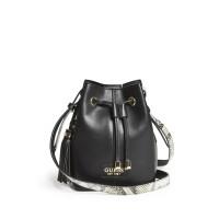 GUESS kabelka Devyn Bucket Bag černá vel.