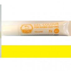 Food Colours Gelová potravinářská barva Yellow (žlutá) 20 g