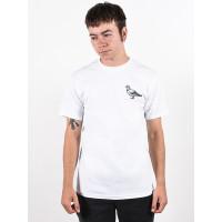 Antihero LIL PIGEON WHT pánské tričko s krátkým rukávem - M