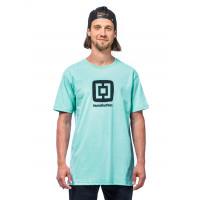 Horsefeathers FAIR SKY BLUE pánské tričko s krátkým rukávem - S