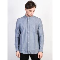 Element OXFORD NAVY pánská košile dlouhý rukáv - XL
