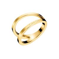 Prsten Calvin Klein Outline KJ6VJR1001 Velikost prstenu CK: 06