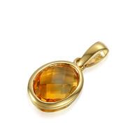Zlato Zlatý dámský přívěsek Devon 3824489