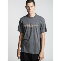 Element ORIGINS CHARCOAL HEATHE pánské tričko s krátkým rukávem - XL