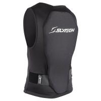 Slytech Vest Flexi Zip black ochrana na snowboard - XL