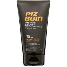 PIZ BUIN Instant Glow Skin Illuminating Sun Lotion SPF 15 150ml