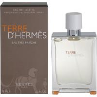 Hermes Terre d'Hermes Eau Tres Fraiche toaletní voda Pro muže 75ml
