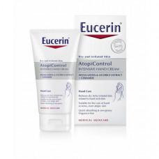 Eucerin AtopiControl - krém na ruce 75 ml