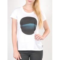 Element MANDALA white dámské tričko s krátkým rukávem - M