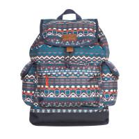 Animal WHITEWATER Multicolour studentský batoh