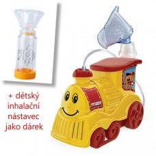 Inhalátor Dr. Frei Turbo Train