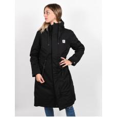 Element FIELD PARKA FLINT BLACK zimní bunda dámská - S