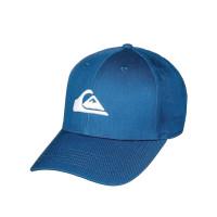 Quiksilver Decades FJORD BLUE baseball čepice