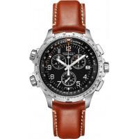 Hamilton Khaki X-Wind GMT Chrono Quartz H77912535
