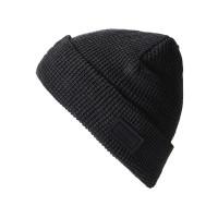 Burton WAFFLE TRUE BLACK pánská zimní čepice
