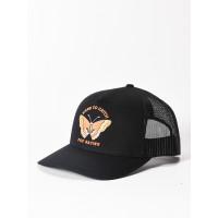 Fox Flutter black baseball čepice