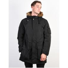 Vans PERIMETER MTE black zimní bunda pánská - L