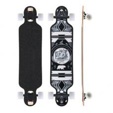 Longboard DB Longboards Urban Native 38 black