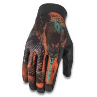 Dakine VECTRA DIABLO cyklistické rukavice - S