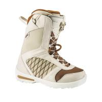 Nitro FLORA TLS SAND dámské boty na snowboard - 42EUR