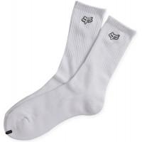 Fox CREW 3 PACK moderní barevné pánské ponožky - S/M