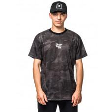 Horsefeathers EMBLEM metro pánské tričko s krátkým rukávem - L