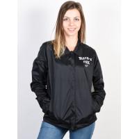 Fox Pit Stop Coaches black jarní bunda dámská - S