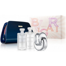 Bvlgari Omnia Crystalline W toaletní voda 65ml + SG 75ml + BL 75ml + kosmetická taška