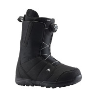 Burton MOTO BOA black pánské boty na snowboard - 45EUR