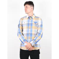 Picture Duck BEIGE pánská košile dlouhý rukáv - XL