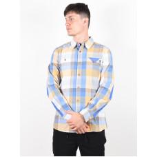 Picture Duck BEIGE pánská košile dlouhý rukáv - M
