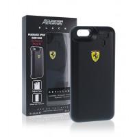 Ferrari Scuderia Black M toaletní voda 25ml + Fragrance Spray Hard Case iPhone 6/6s