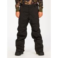 Billabong COMPASS black zateplené kalhoty pánské - XL