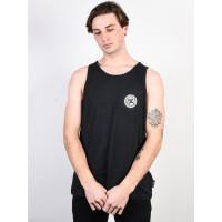 Dc POCKET black pánské bavlněné tílko - XL