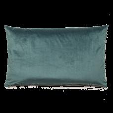 Dekorační polštář petrolejový 40 x 65 cm