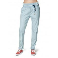 Horsefeathers SUPER SUMMER LIGHT BLUE plátěné sportovní kalhoty dámské - 29
