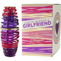 Justin Bieber Girlfriend parfémovaná voda Pro ženy 50ml