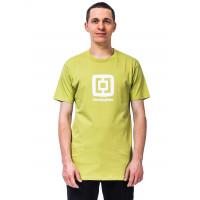 Horsefeathers FAIR linden green pánské tričko s krátkým rukávem - S